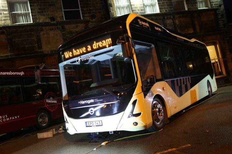 Transdev, mobility, bus, zero emission