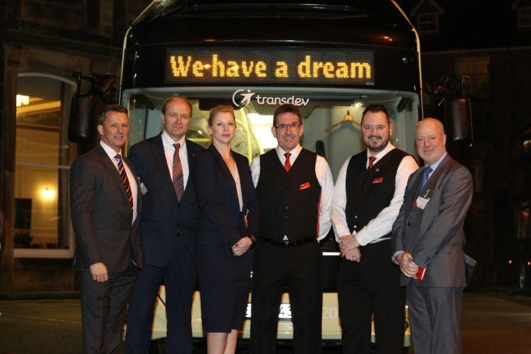 Transdev, mobility, people, bus