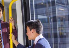 Ecoles, campus, transport scolaire, jeunes, transdev, mobilité
