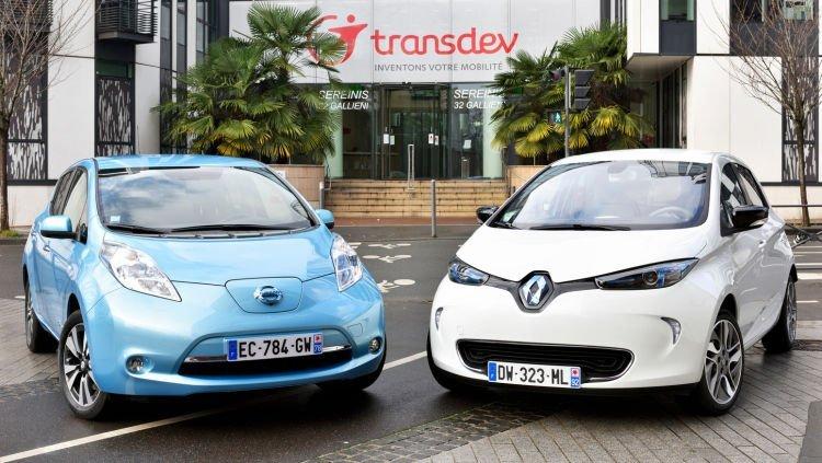 Transdev, Renault, Nissan, Alliance, mobility