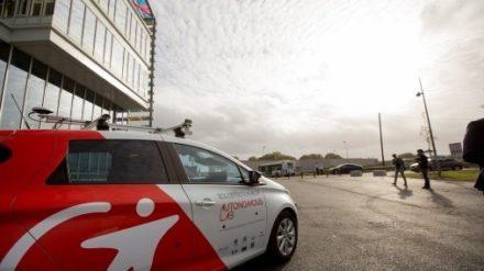 Rouen, véhicules autonomes, transport à la demande, transdev, mobilité