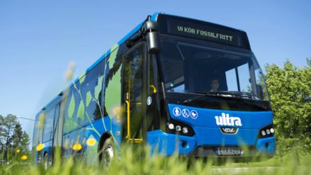 bus,umea,eletro,mobilité,transdev