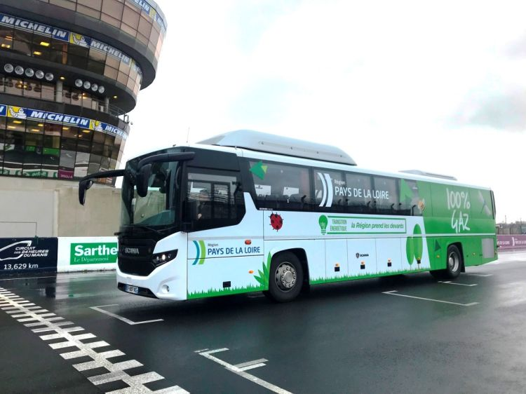 transdev, mobilité, bus, gaz, environnement
