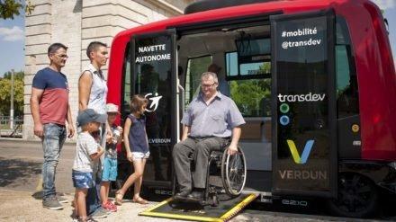 TRANSDEV - TRANSPORT AUTONOME VERDUN