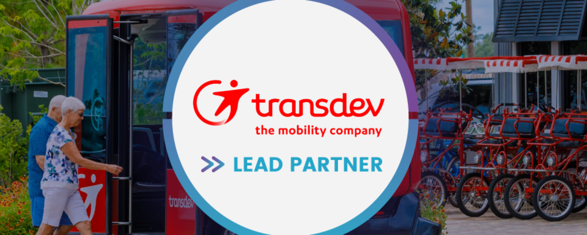 LaCOMOTION los angeles evenement event transdev partenaire majeur lead partner mobilité future the mobility company