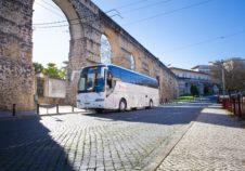 Transdev long distance coach autocar voyage car voyageurs déplacement mobilité travelers travel mobility company portugal