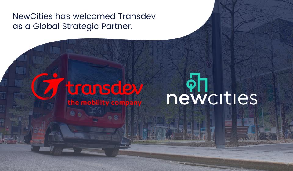 NexCities Transdev partenariat LaCoMotion