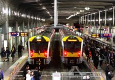 Transdev Group Auckland Train rail passengers passager mobility company