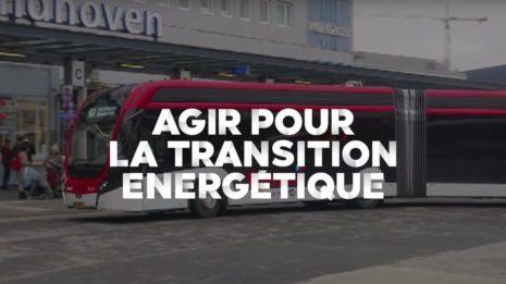 Transdev Pays-Bas Eindhoven province Brabant Bravo bus électriques articulés transition énergétique
