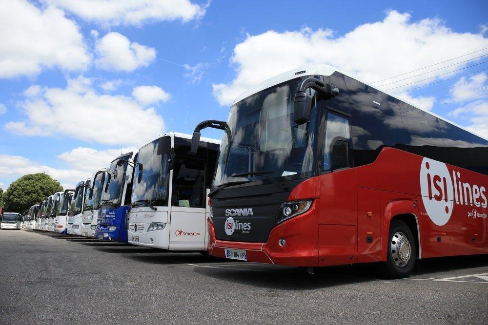 Transdev réseau interurbain Transdev Occitanie Ouest CAP PAYS CATHARE mobility company voyageurs transports commun publics