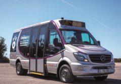 Transdev Chronopro navette transport à la demande