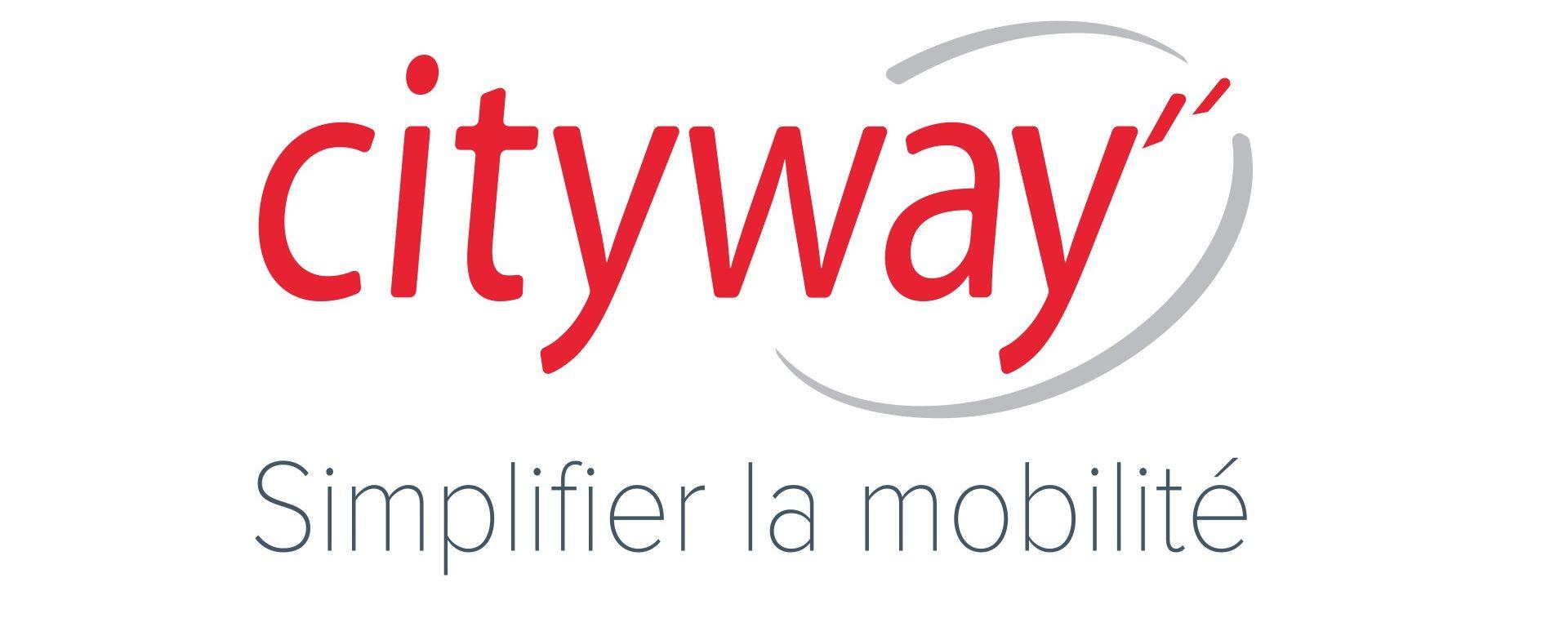 Transdev Cityway mobilité innovation maas logo rouge simplifier la mobilité