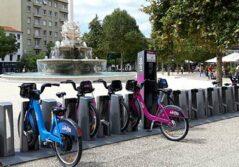 vélo libélo en libre service