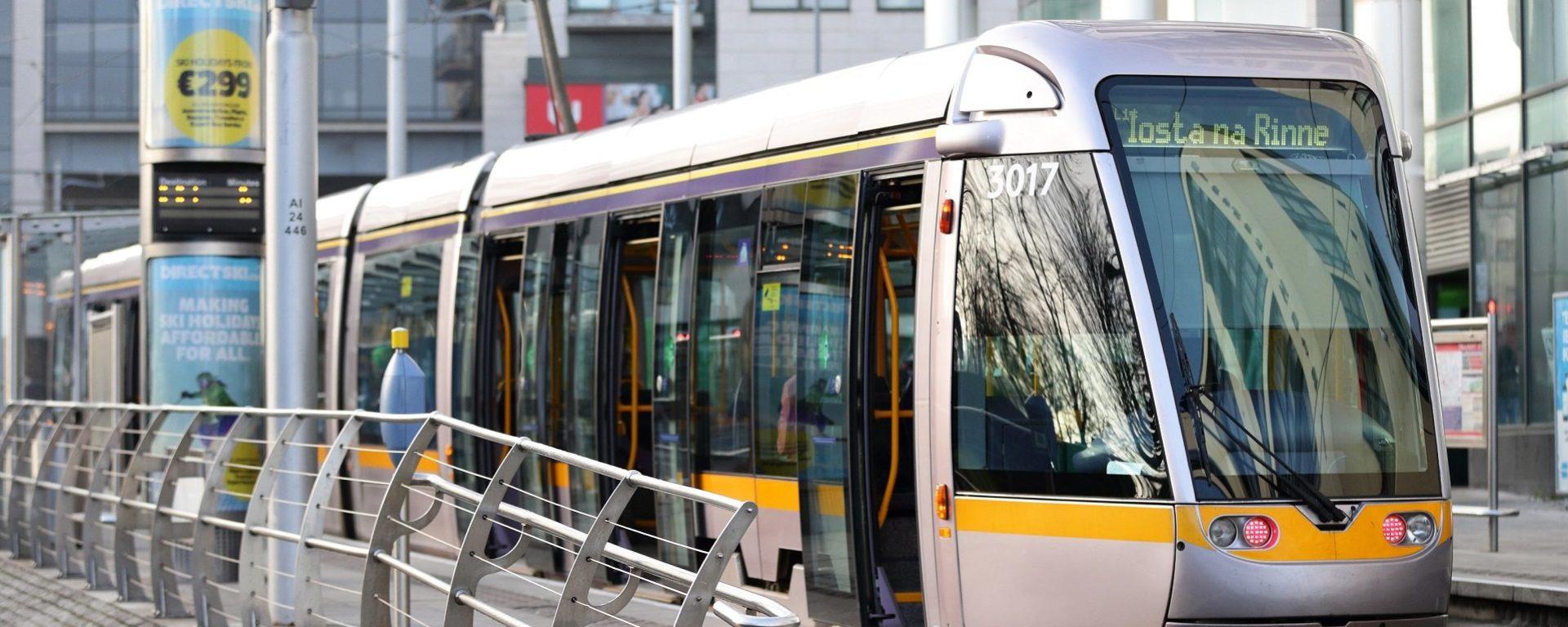 Transdev awarded Dublin's Light Rail six-year operation and