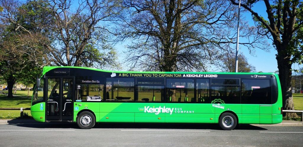 captain-tom-moore-bus-transdev-blazefield-keighley