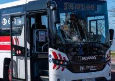 CHNS bioethanol La Rochelle L'ile de Re Transdev Nouvelle Aquitaine