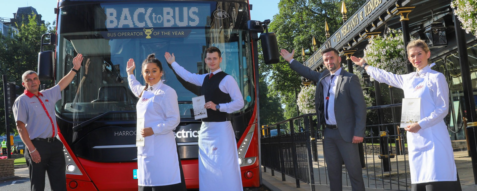 Transdev UK offers free travel during August