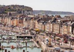 Dieppe maritime et son port