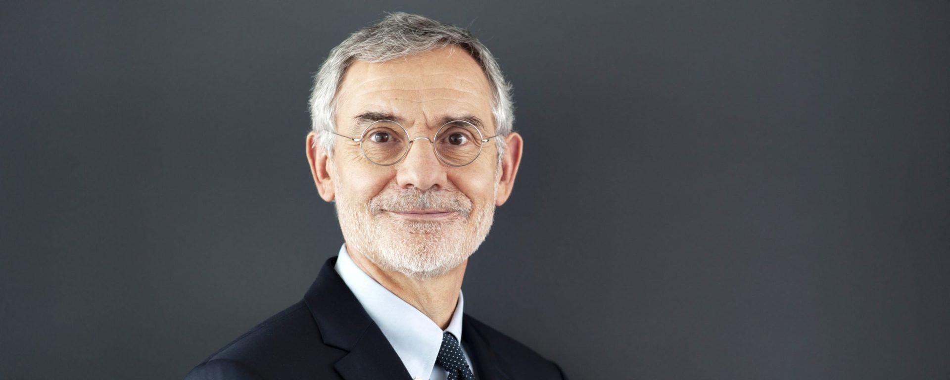 Thierry Mallet, président de Transdev Group - Issy-Les-Moulineaux - 3/3/2021