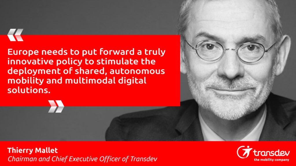 Transdev-card-Thierry-Mallet-european-mobility-strategy