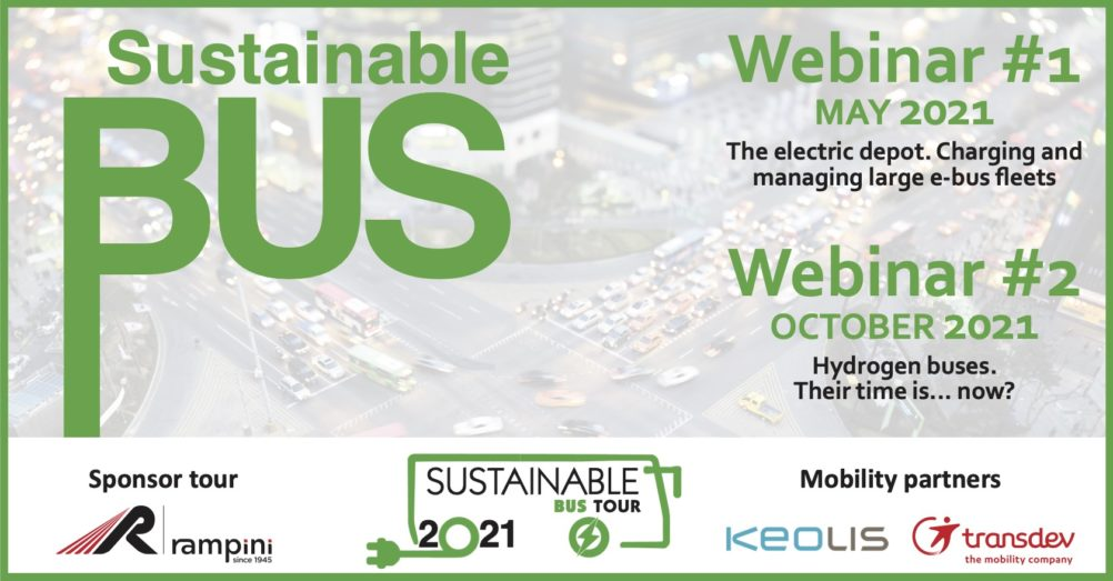 The Sustainable Bus Tour 2021