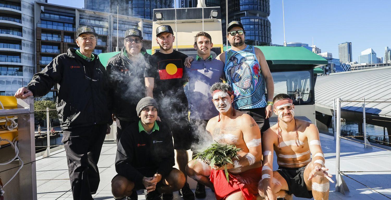 Transdev - Sydney Ferries Reconciliation Week - Photo by Salty Dingo 2021